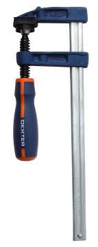 F clamp bi material handle DEXTER 50x200mm