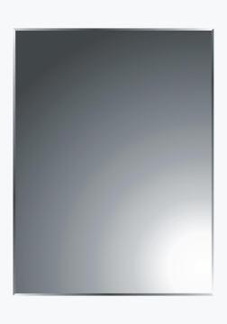Mirror rectangular edge SSENSEA 60X45CM