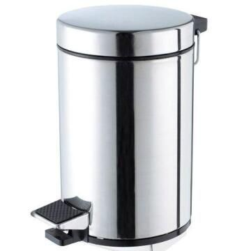 Dustbin chrome SENSEA urban 3l