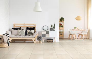 Floor Tile Ceramic Novi Ivory 430x430 (2.4m2)