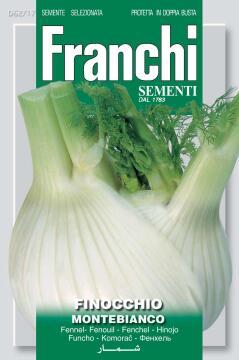 Seed, Fennel/ Montebianco, FRANCHI SEMENTI