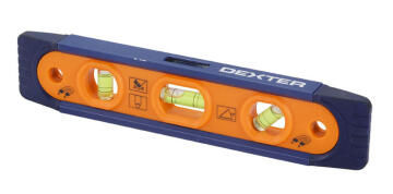 Torpedo level DEXTER 229mm