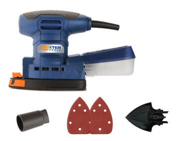 Mouse sander DEXTER POWER 180 Watts