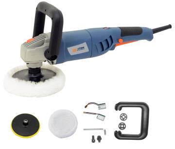 Polisher DEXTER POWER 900W 125mm