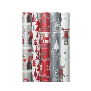 5PC NORDIC WRAPPING