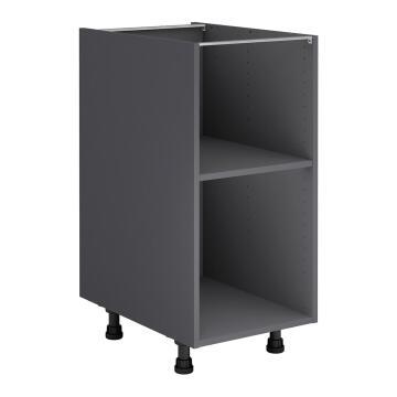 Kitchen cabinet Delinia bottom Grey 58cmx40cmx76.8cm