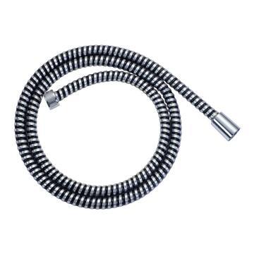 PVC Shower Hose 1.5M SENSEA Chrome/Black