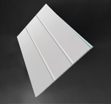 Interior Cladding PVC for Ceiling Print White Mat 6mm thick-250x3900mm-panel of 0.975m2