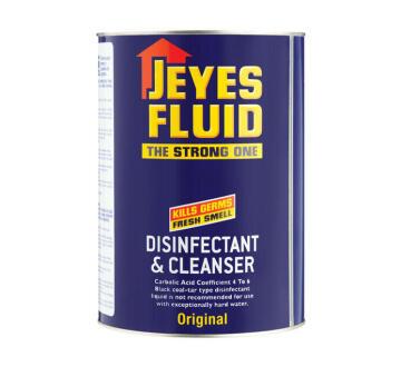 Disinfectant & Cleanser Jeyes Original Fluid 5L