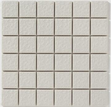 Mosaic Tile Clarens White 300x300mm