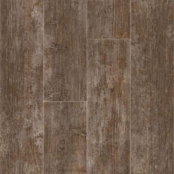 Cushion Vinyl Sheeting Deep Oak Novilon Iconik (2m)