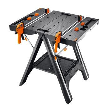 Folding work table and sawhorse WORX Pegasus