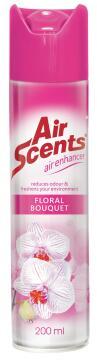 Air freshener AirSCENTS floral boquet 200ml