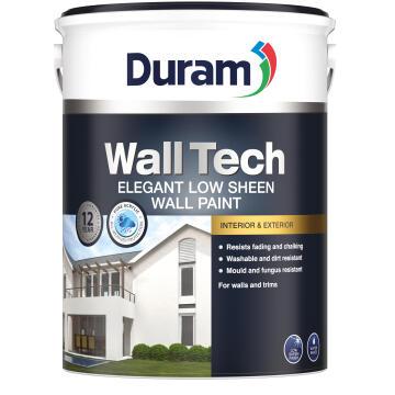 Wall paint DURAM Tech White 5L