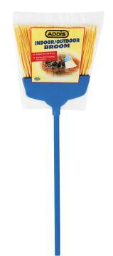 Outside broom ADDIS metal handle