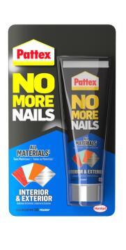 No more nails interior and exterior 142g pattex
