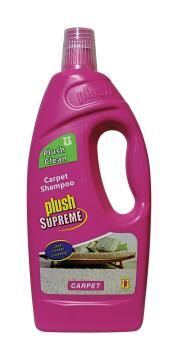 Carpet shampoo PLUSH SUPREME 1 litre