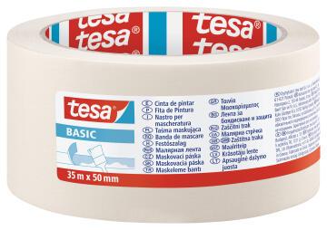 Basic Masking tape TESA 35m x 50mm