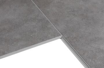 Wall Slab PVC Dark Grey Concrete 400x700mm Pack of 2.24m2