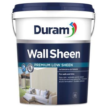 Wall paint DURAM Sheen White 20L