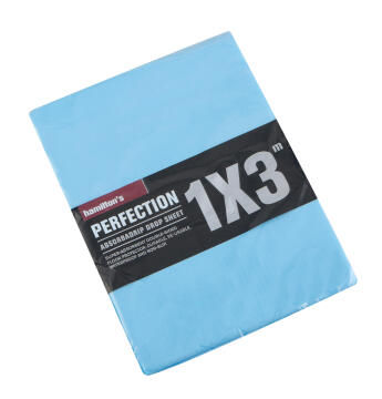 Drop sheet HAMILTONS absorbadrip 1mx3m