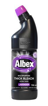 Thick bleach ALBEX lavender 750ml