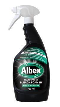 Bleach foamer ALBEX regular spray 750ml