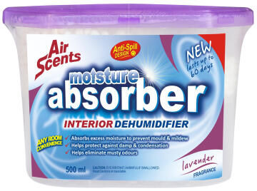 Moisture absorber AIRSCENTS lavender 500ml