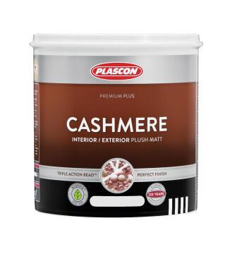 Cashmere white PLASCON 1 litre