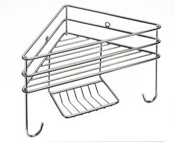 CORNER SHOWER CADDY SINGLE