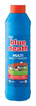 Insect killer DOOM blue death 500g