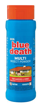 Multi-insect powder DOOM blue death 100g