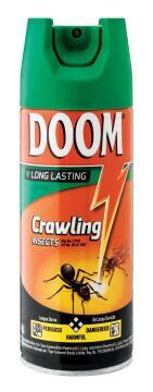 Insect killer DOOM crawling spray 300ml