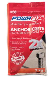 Anchor crete POWAFIX 2Kg
