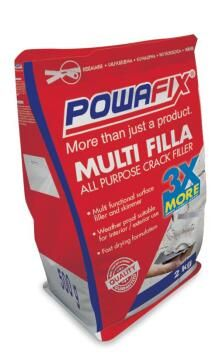 Crackfiller all purpose POWAFIX 2Kg