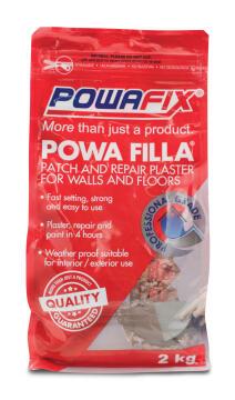 Patching plaster POWAFIX Powafilla 2kg