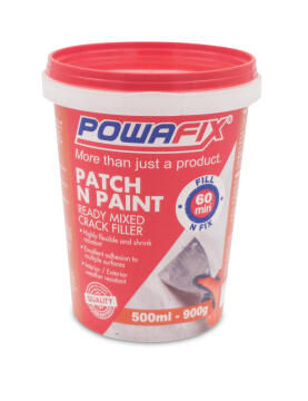 Crack filler POWAFIX Fill 'n Fix 500ml