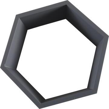 dsx hexagon grey