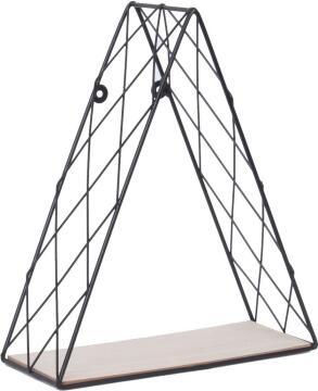 dsx malla triangle shelf black