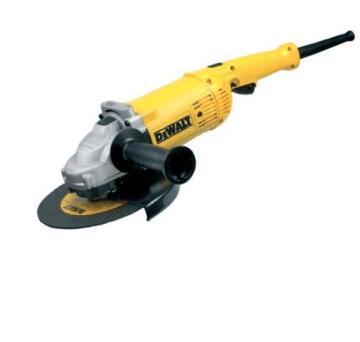 Corded angle grinder DEWALT 2200W 230mm