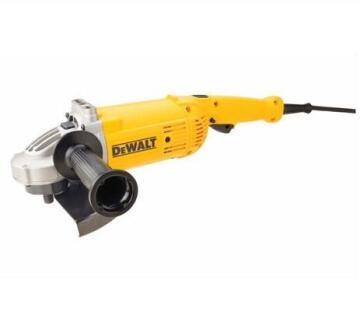 Corded angle grinder DEWALT 230MM 2600W HD