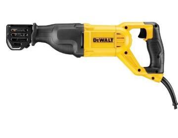 Corded reciprocating saw DEWALT 1100W