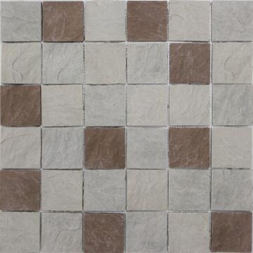 Mosaic Resin Prague Slate 300x300mm