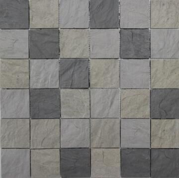 Mosaic Resin Porto Slate 300x300mm