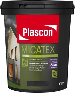 Micatex tint base Transparent PLASCON 20 litres