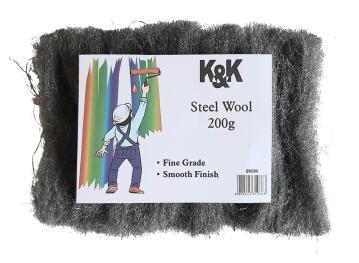 Steelwool K&K 200G