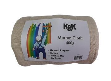 Mutton Cloth K&K 400g