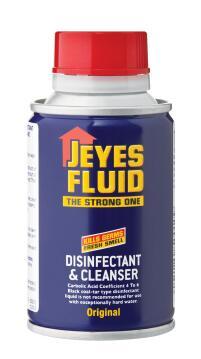 Disinfectant fluid JEYES original fluid 125ml