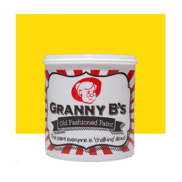 Chalk paint GRANNY B'S daffodil 1 litre
