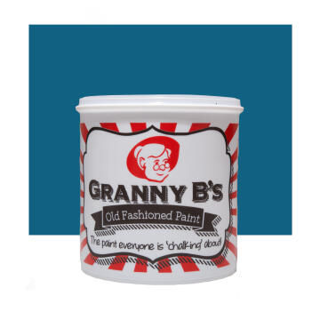 Chalk paint GRANNY B'S blueberry pie 1 litre